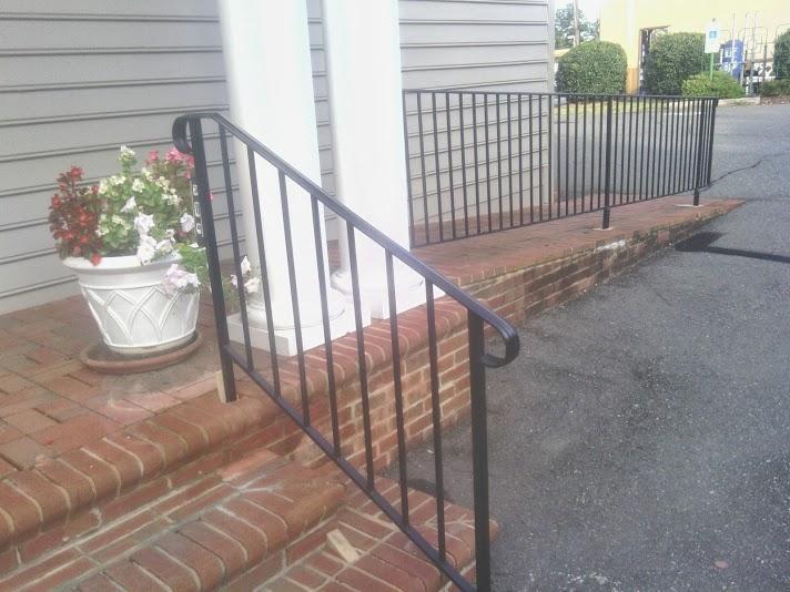 steel-railings-randolph-rd-charlotte-nc